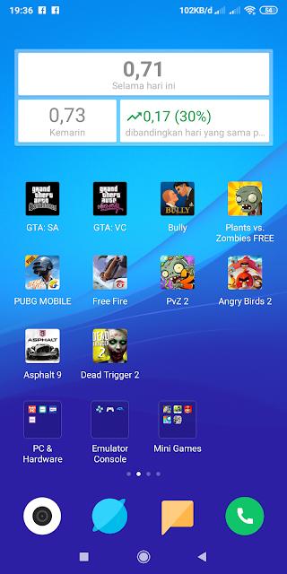 Kurangi aplikasi tidak penting yang aktif di background