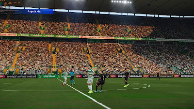 PES 2021 Natural Light for Konami Stadiums by Moiduran2