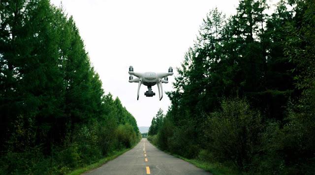 Cara Mengoperasikan Drone untuk Pemula