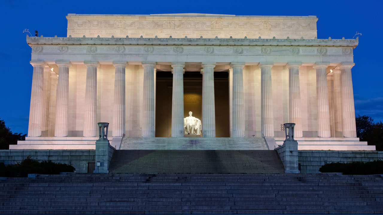 10 Facts about Lincoln Memorial