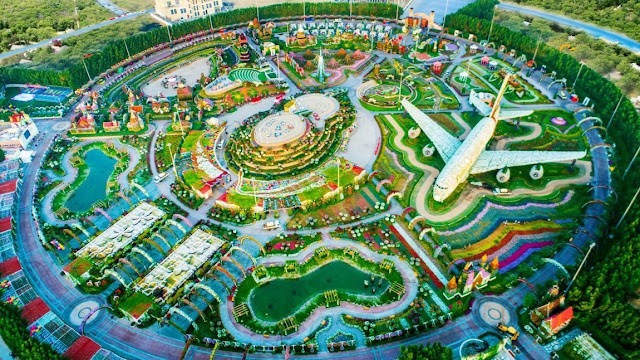 Tourism in Dubai, The most beautiful tourist places and places of residence