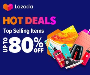 Lazada Hot Deals 2021