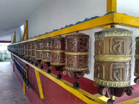 Gadhan Thekchoking Gompa