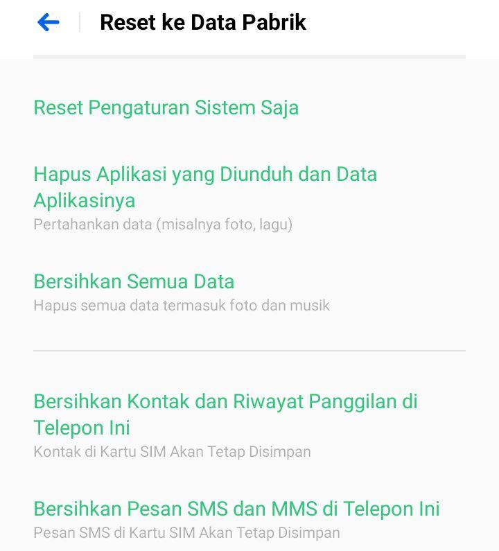 SOLUSI Error Tema Realme Mobile