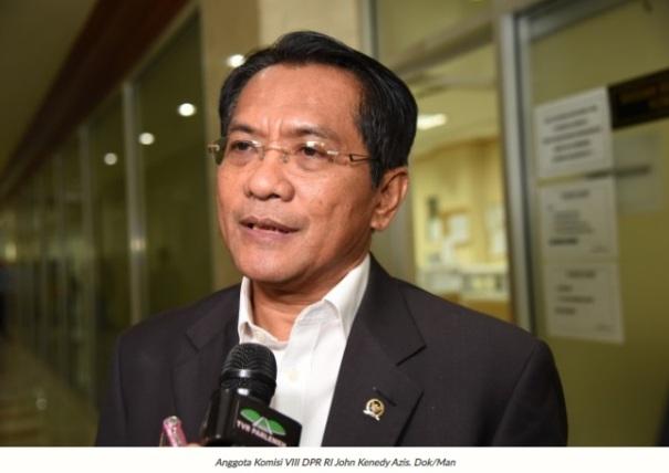 Legislator Partai Golkar Soroti Penyaluran Bansos