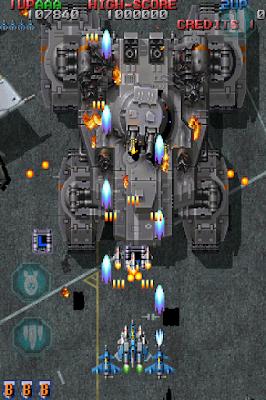 Raiden Legacy Screenshot 3