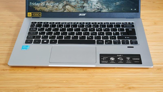 Acer Swift 1 (SF114-34) Review