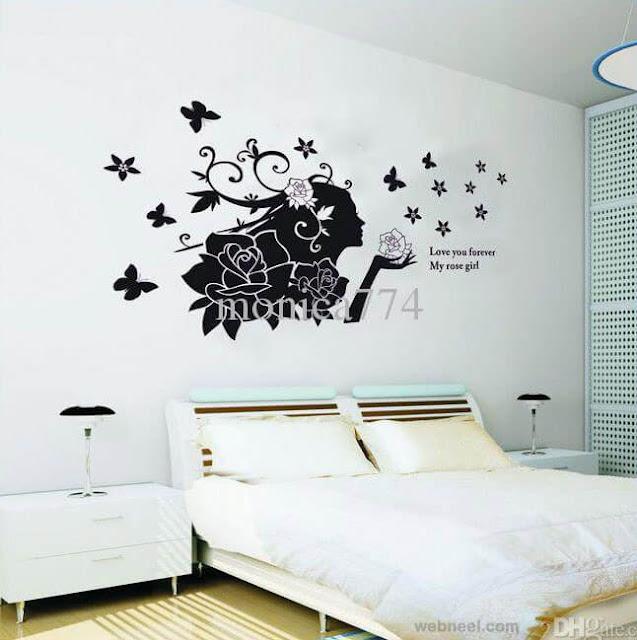 tranh tường phòng ngủ giá rẻ bền đẹp bình dương