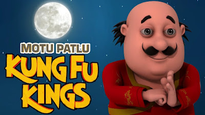 Motu Patlu – Kung Fu Kings Hindi 480p WebRip 400MB