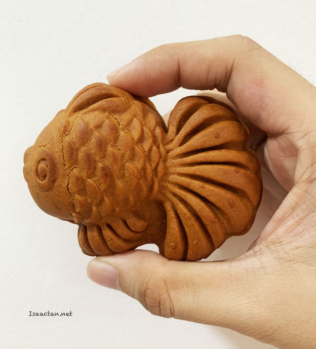 Goldfish Biscuits