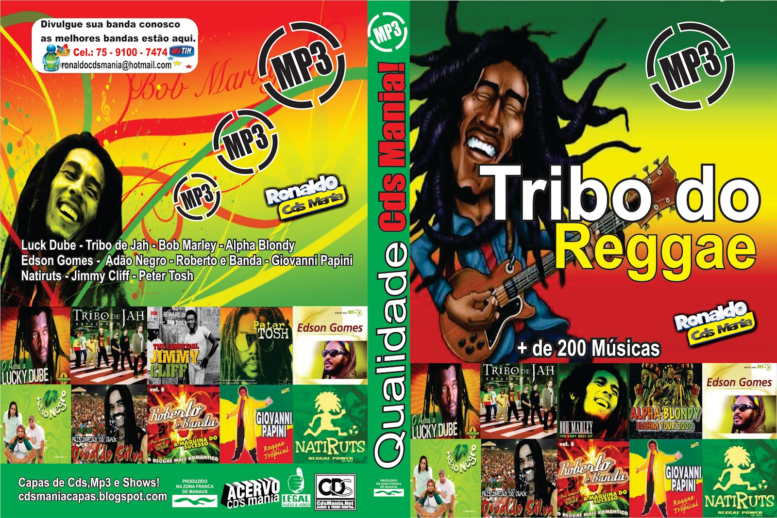 musicas mp3 tribo de jah