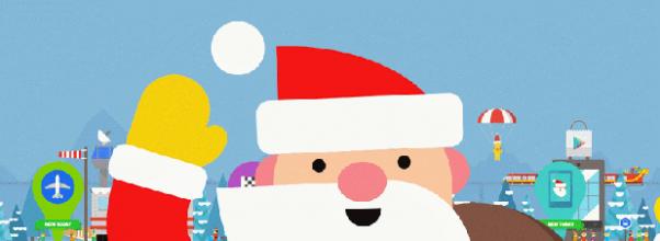 Sambut Hari Natal dengan Google Santa Tracker