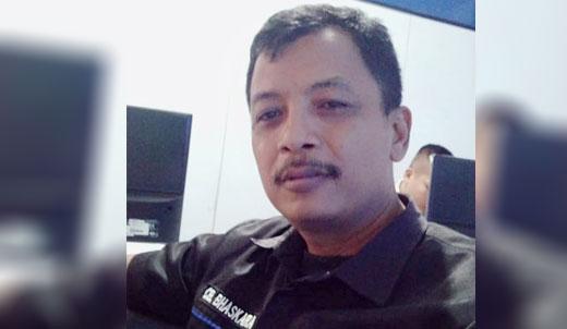 Paur Subbag Humas Polres Lumajang Iptu Catur Budi Bhaskara