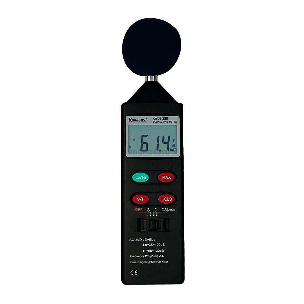 Jual Sound Level Meter KRISBOW SKU KW0600290 Call : 08128222998