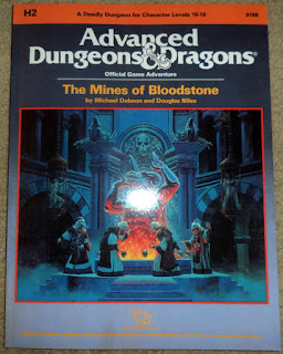 Dungeons and dragons adventure books