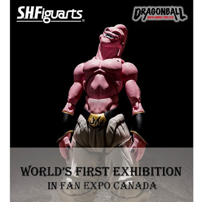 "S.H.Figuarts de Super Buu / Evil Majin Buu de ""Dragon Ball Z"" - Tamashii Nations"