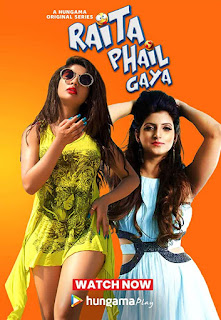 Raita Phail Gaya Season 1 (2020) 480p 720p All Episodes Hungama Web Series Hindi