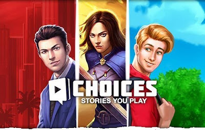 Download Game Choices MOD APK 2.7.4 | VIP | Unlimited Keys | Diamonds