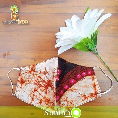 Masker Batik Motif 11 - Kinasih Batik