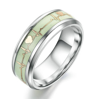 Heartrate ring design