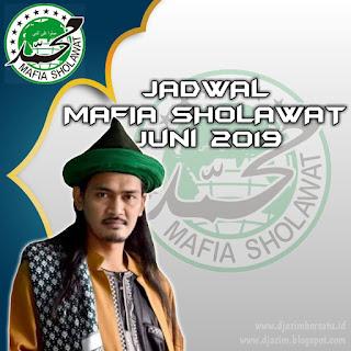 Jadwal Mafia Sholawat Bulan Juni 2019 Bersama Abah Ali Shodiqin