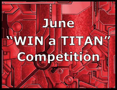 June, Win a Titan from Traders Galaxy