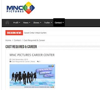 cara ikut casting online di ph mnc pictures