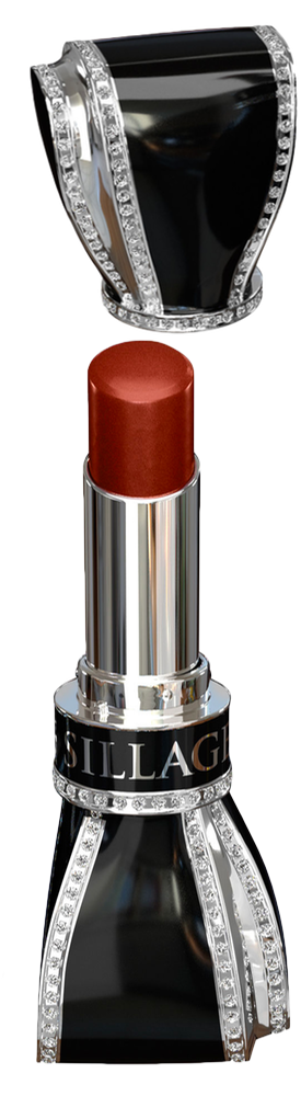 House of Sillage Diamond Lip Color Refill in Duke