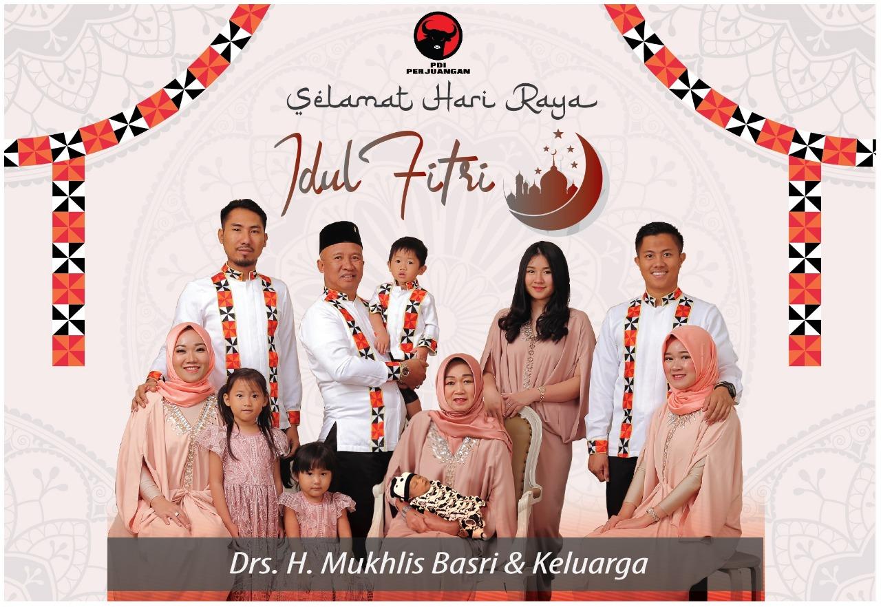 Iklan Ucapan Hari Raya Idul Fitri 1440 H 2019 M Berita Lampung