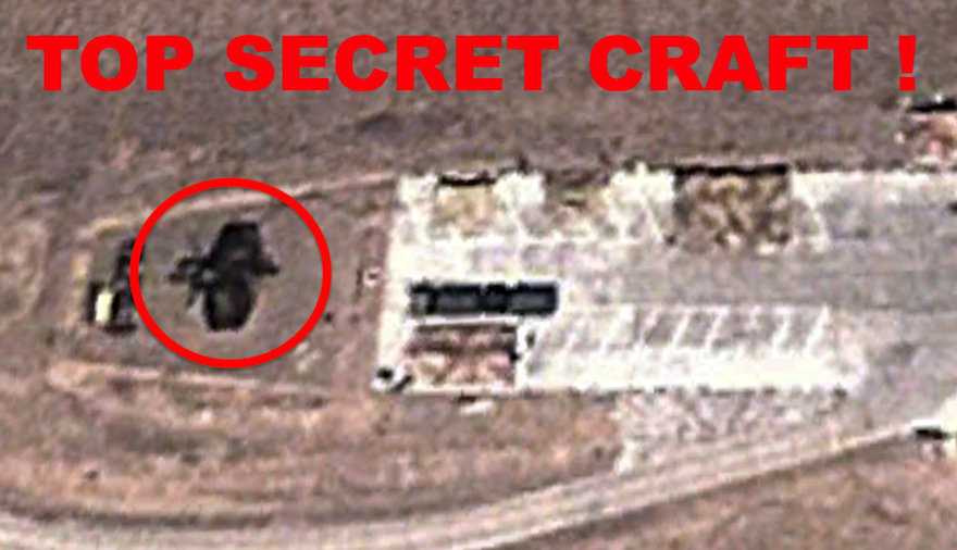 UFO SIGHTINGS DAILY: Chinese Area 51 Found And Top Secret Stealth