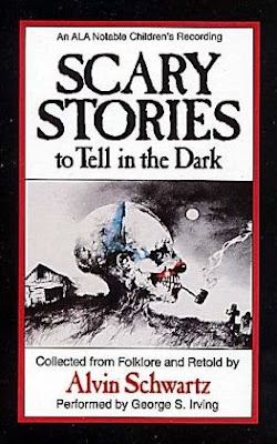 The scary stories to tell in the dark book