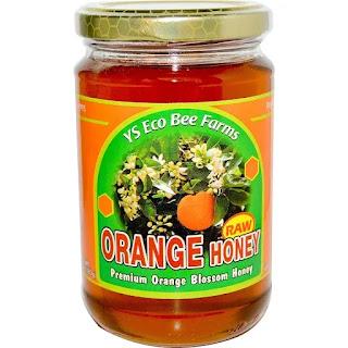 عسل برتقال خام اي هيرب