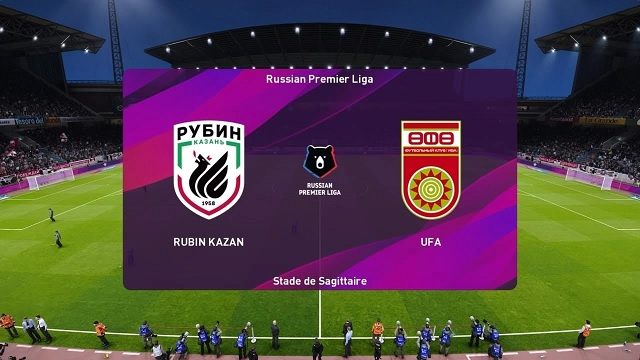 Nhận định - Soi kèo Rubin Kazan vs Ufa lúc 22h30 ngày 26/8/2020