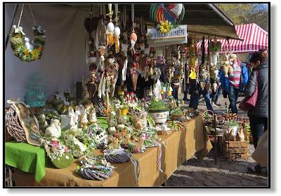 Frühlingsmarkt im Wörlitzer Park