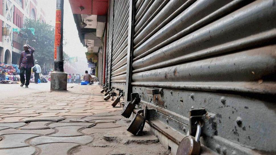 தூத்துக்குடியில் 400க்கும் மேற்ப்பட்ட மருந்து வணிகர்கள் கடையடைப்பு...!