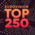 #ESC250: Revelada a votação na íntegra de 'Eurovision Top250'