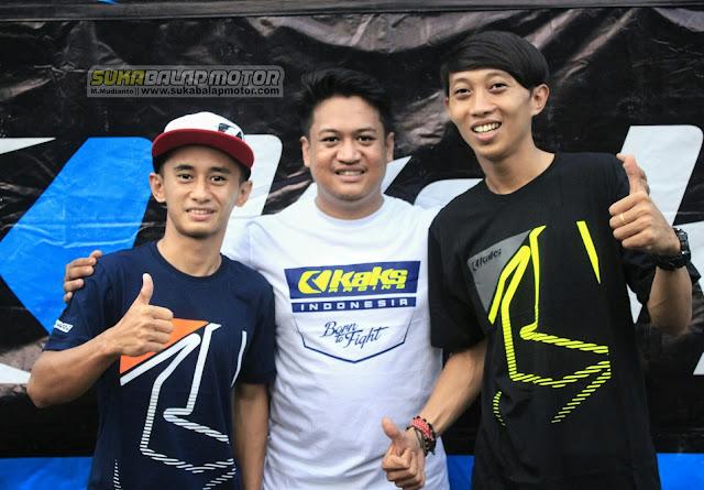 Gandeng Exo Chodox Dan Fandi Pendol, Kaks Racing Serius Dalam Dunia DRAG BIKE