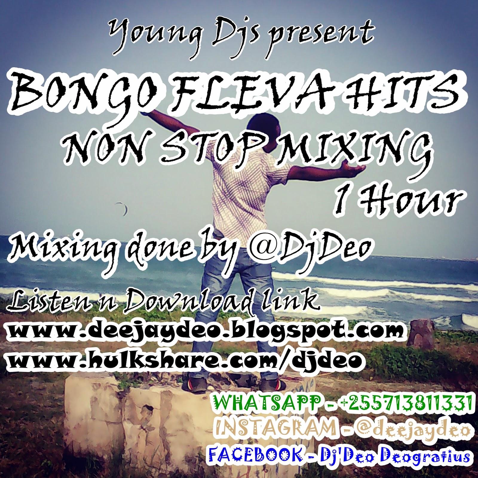 Audio - Dj Mixing) DjDeo - BONGO FLEVA OLD SKOOL NON STOP