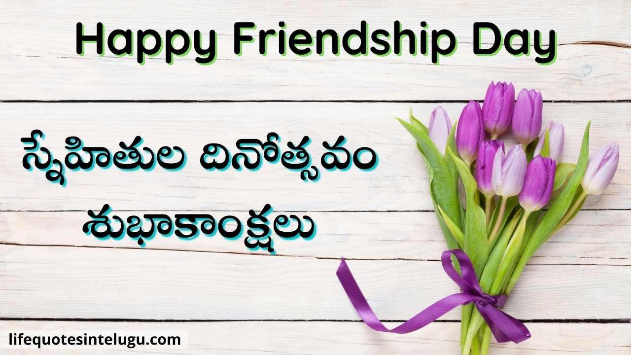 Happy Friendship Day Wishes In Telugu 2021, స్నేహితుల దినోత్సవం శుభాకాంక్షలు