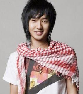 Foto de Ye sung sonriendo