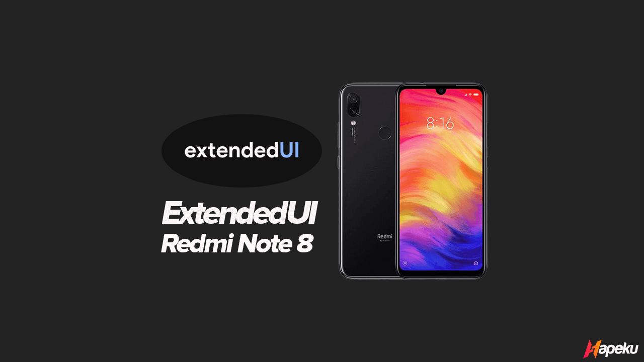 ROM extendedUI Xiaomi Redmi Note 7 ( LAVENDER )