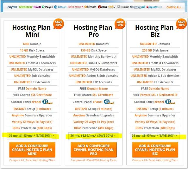 Buxlister - Qhoster hosting offer