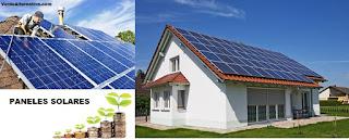 Paneles solares para ahorrar energía y cuidar el bolsillo