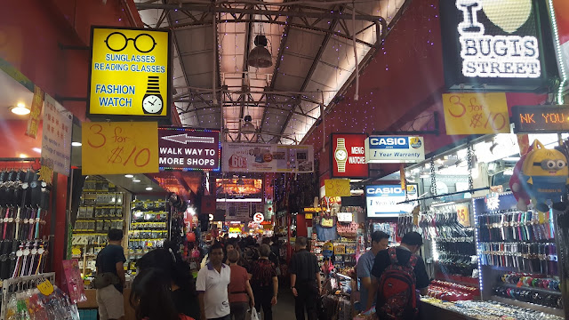 Bugis Street shops