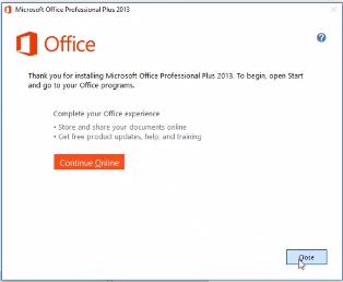 Hướng dẫn cài đặt Office 2013 nhanh bằng hình ảnh g