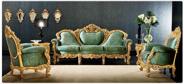 Gambar kursi sofa ruang tamu terbaru