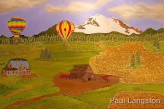 oil by Paul Langston