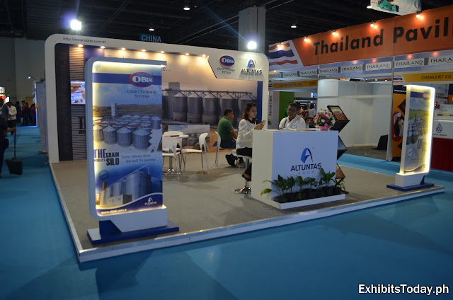 Obial & Altuntas Exhibit Booth