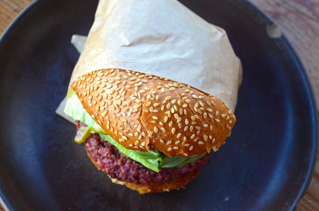 Manger végétarien et vegan - Roam Artisan Burgers, San Francisco