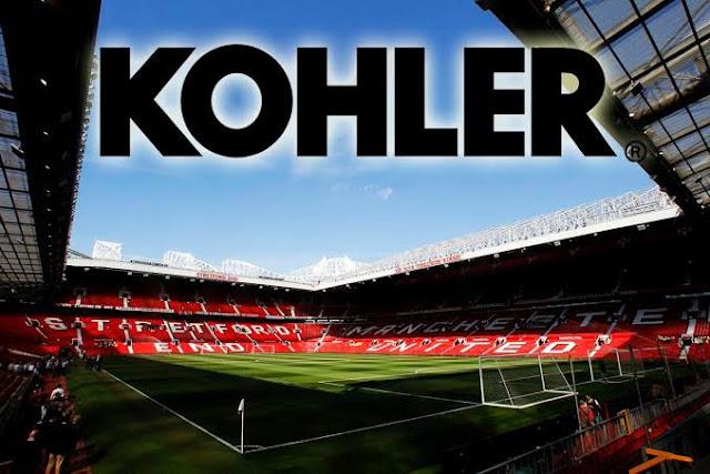 Manchester United announce new sleeve sponsorship deal with Kohler